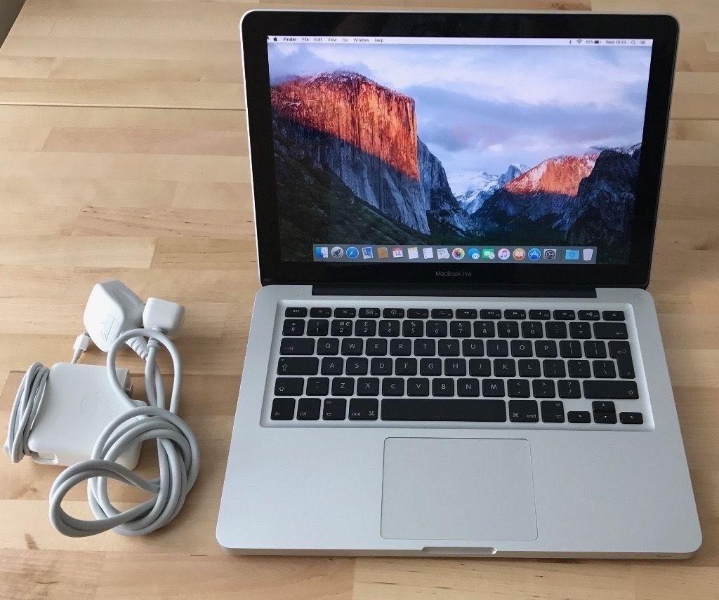 "13"" macbook pro (good offer)"
