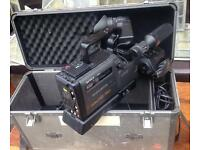 Sony vintage camcorder