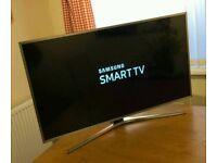 40in Samsung 4K HDR UHD Smart LED TV WI-FI Freeview HD & FreeSat HD Voice CTRL Warranty