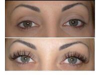 Semi permanent Individual eyelashes