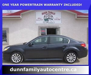 2011 Subaru Legacy 3.6 R Limited Package!