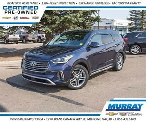 2017 Hyundai Santa Fe XL *AWD *6 PASS *Panoramic Sunroof