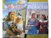 Sally Worboyes hardback books