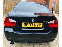 BMW, 3 SERIES 318I PETROL FULLY AUTOMATIC, SALOON, YEAR 2007, FULL SERVICE, LOW MILEAGE, LADY OWNER