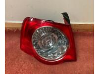 VW Passat B6 Outer Tail Light Assembly - Left
