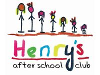 Temporary Play Manager, Henry's After School Club, Horfield