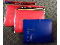 For Sale 3 Mouse Mats including a calculator