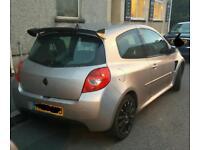 Renault clio sport 197 not Vxr type r fr
