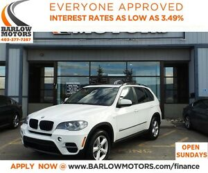 2012 BMW X5 xDrive35i**AMVIC INSPECTION & CARPROOF PROVIDED!