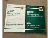 GCSE OCR B Geography Revision Guide + Workbook