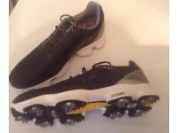 Footjoy hyperflex Size 8 men's golf shoes