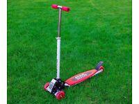 Kickboard Scooter 3 Wheels