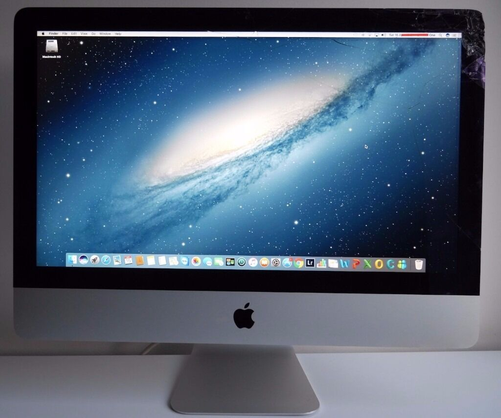 imac 21.5 late 2012 8gb 1tb hard drive slim modelin Uddingston, GlasgowGumtree - imac 21.5 2012 slim model 8gb ram 1 tb hard drive working good just has a crack on the front glass but lcd works normal. i have been using it like this for over a year know