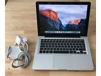 "Apple MacBook Pro 13"" Mid 2009 - 2.26GHz Intel Core 2 Duo, 3GB Ram, 500GB HDD"