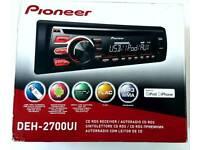 Brand new Pioneer DEH-2700UI