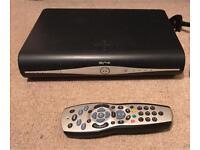 SKY DIGITAL SKY+ HD box DRX890WL-C 500gb with remote controller