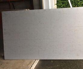 2m x 1.2m sheet of GRG 9mm fireboard
