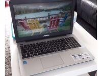 """ASUS X555L, 15.6"""", Black, Intel i3-4005U, 4GB Ram, 1TB HDD"""