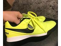 Nike football trainers - size 3