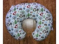 Chicco Boppy Nursing Pillow 4 in 1 Nursing Pillow