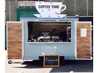 COFFEE UNIT - READY BUSINESS - TRAILER