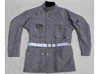 "Belstaff Roadmaster Jacket in Grey Euro 40, UK 36"" Chest"