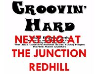 Soft Winds/Groovin' Hard Quintet Jazz Night At The Junction Redhill