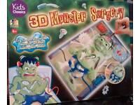 3d monster surgery