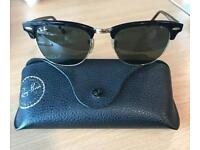 Ray ban clubmaster sunglasses RB3016 49mm