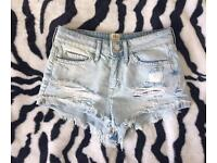 New River Island Shorts Size 6