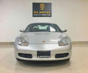 2000 Porsche Boxster CONVERTIBLE,ACCIDENT FREE!!LOW MILLAGE,ONTA
