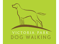 Victoria Park Dog Walking. Caring, professional dog walkers and puppy carers.