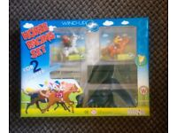 Wind Up Horse Racing Game