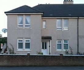 Available now. Spacious 4apt upper flat. Salsburgh lies midway J5 & J6 of M8. Private driveway.