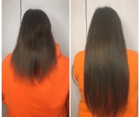 Hair Extensions Mobile Micro-bead Fully Insured! 100% Luxury Human Hair Only!