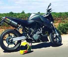 £3300 KTM Superduke 990 2006 999cc