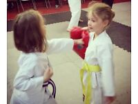 Childrens self defence classes