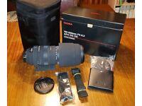 Sigma APO DG 150-500mm F/5-6.3 APO HSM DG OS Lens, for Nikon