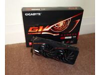 Gigabyte Radeon RX 480 G1 Gaming 8GB Boxed Graphics Card VGC