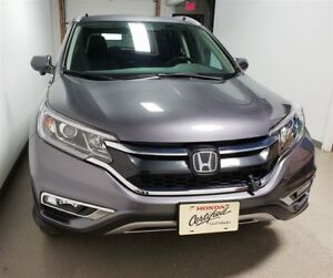 2015 Honda CR-V Touring | Rmt starter | Certified | Local |