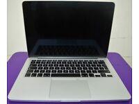 Macbook Pro 13 Inch A1502 Retina display