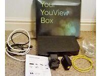 Talk Talk YouView digital TV box Huawei DN370T