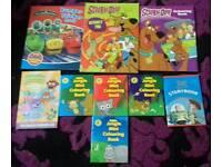 Childrens colouring books