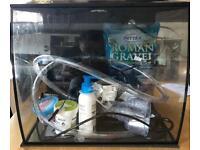 Fluval Flex 34L fish tank