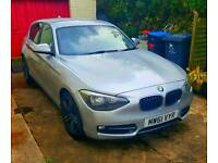 BMW 1 Series 120D 2012 Sport