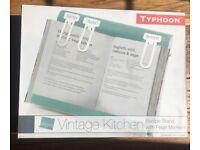 Typhoon Vintage Kitchen Recipe Stand!