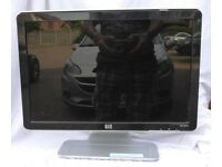19 inch HP computer monitor