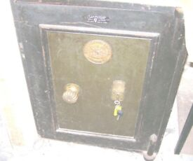 Antique Safe. S Griffiths and Son
