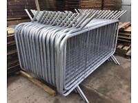 💫Pedestrian Barriers ~ £15 Per Panel ~ New