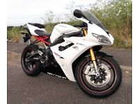 Triumph Daytona 675R Mint Condition Low Mileage Super Sport Not GSXR R6 ZXR